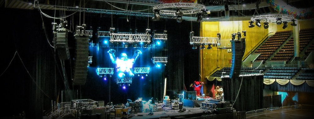 Stage-rigging net - Contact Us